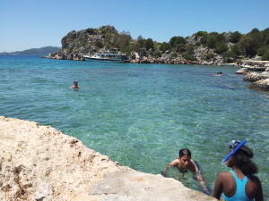 A great place for swimming and more snorkeling