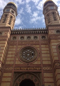 The Great Synagogue.